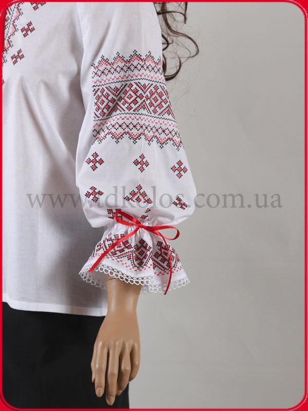 Купить вышиванку для девочки