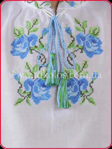 Жіноча вишиванка